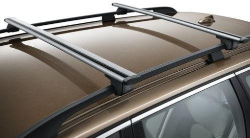 Load Carrier/Roof Bars, Wing Profile, For Rails, (Wingbar) V/XC70 08>